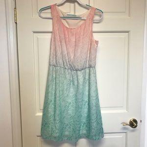 Maurices ombré dress